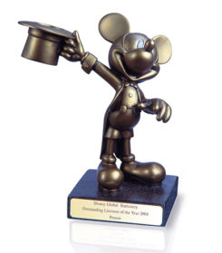 Disney Global Stationery Outstanding Licensee of the Year Award - Procos