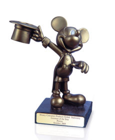 Disney Consumer Products Global Stationery Licensee of the Year Award - Procos