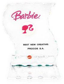 Mattel Best New Creative Award - Procos