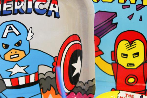 Avengers Pop Comic