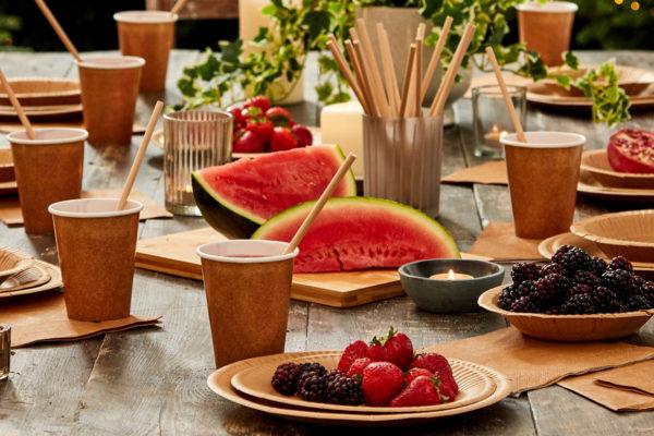 NEW! Kraft Tableware FSC certi