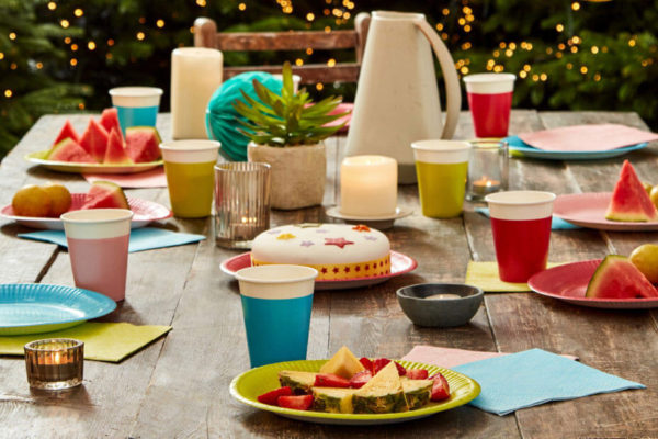 Soild Color Tableware