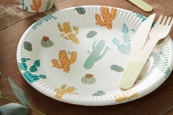 It's a cactus party!