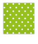 Napkins & Dots - Three-ply Paper Napkins 33x33 cm - 83205