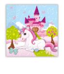 Unicorn - Two-ply Paper Napkins 33x33 cm - 85673