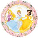 True Princess - Paper Plates Large 23cm - 88956