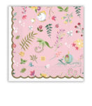 True Princess - Three-ply Paper Napkins 33x33 cm - 89901