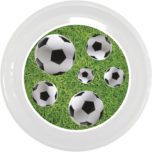 Football Party Reusable - Reusable Plate 23 cm - 90939