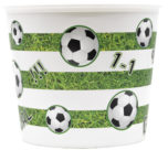 Football Party - Reusable Pop-Corn Bucket 2,2 L - 91635