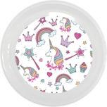 Magic Party - Reusable Plate 23 cm - 92175