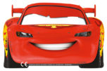 Cars The Legend of the Track - Die-cut Masks - 81568