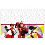 Incredibles 2 - Plastic Tablecover 120x180cm - 89917