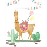 Llama - Party Bags - 89690