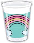 Magic Party - Plastic Cups 200ml
