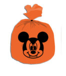 Mickey Halloween - Decoration Bags