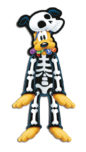 Mickey Halloween - Hanging Decoration - 84293