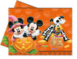 Mickey Halloween - Plastic Tablecover 120x180cm