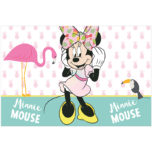 Minnie Tropical - Plastic Tablecover 120x180cm - 89233