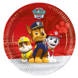Paw Patrol Ready for Action! - Paper Plates Medium 20cm - 89775