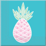 Pineapples - Two-ply Paper Napkins 33x33cm