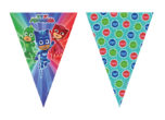Pj Masks - Triangle Flag Banner (9 Flags) - 88636