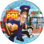 Postman Pat - Paper Plates Large 23cm