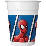 Spider-Man Team  Up - Plastic Cups 200ml - 89447