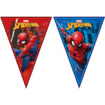 Spider-Man Team  Up - Triangle Flag Banner (9 Flags) - 89450