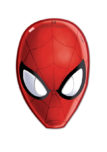Ultimate Spider-Man Web Warriors - Die-cut Masks - 85179