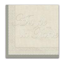 Everyday Napkin Designs - Art De La Table Three-ply Napkins 33x33 cm - 5923