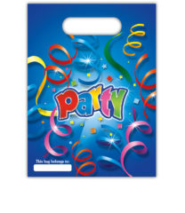 Party Streamers - Party Bags - 8942