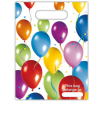 Balloons Fiesta - Party Bags - 9715