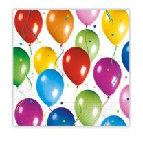 Balloons Fiesta - Two-ply Paper Napkins 33x33cm - 9949
