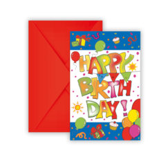 Happy Birthday Kokliko - Invitations & Envelopes - 80863