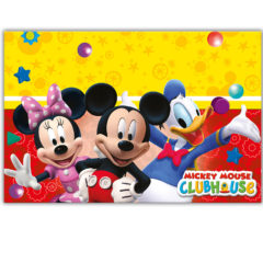 Playful Mickey - Plastic Tablecover 120x180 cm - 81511