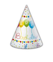 Happy Birthday Streamers - Hats - 81906