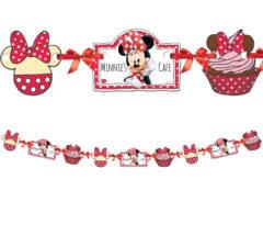 Minnie Happy Helpers - Die-cut Silhouette Banner - 82687