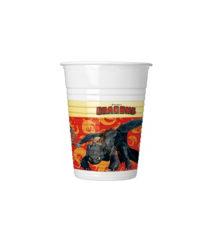 Dragons - Plastic Cups 200 ml - 85886