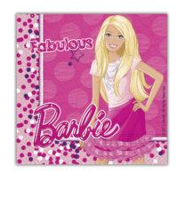 Barbie Magic - Two-ply Paper Napkins 33x33cm - 86011