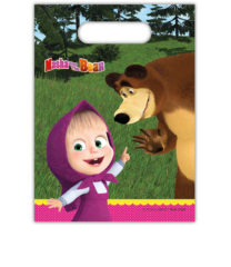 Masha And The Bear - Party Bags - 86643