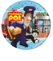 Postman Pat - Paper Plates Large 23cm - 86711
