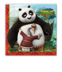 Kung Fu Panda 3 - Two-ply Paper Napkins 33x33cm - 86768