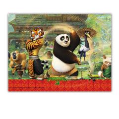 Kung Fu Panda 3 - Plastic Tablecover 120x180cm - 86769