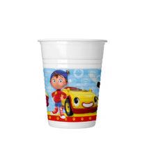 Noddy - Plastic Cups 200ml - 87006