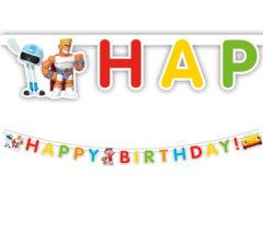 """Noddy - """"Happy Birthday"""" Die-cut Banner - 87012"""