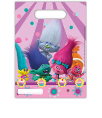 Trolls - Party Bags - 87018