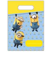 Lovely Minions - Party Bags - 87180
