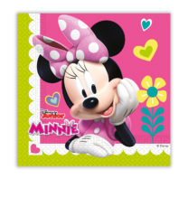 Minnie Happy Helpers. - Two-ply Paper Napkins 33x33 cm - 87864