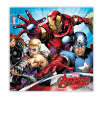 Mighty Avengers - Two-ply Paper Napkins 33x33cm - 87967
