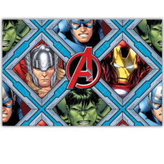 Mighty Avengers - Plastic Tablecover 120x180cm - 87968